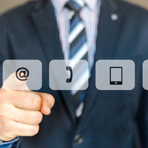 contato email telefone redes sociais celular