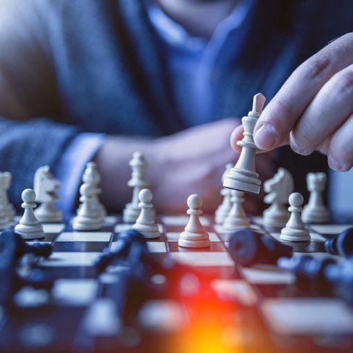 Planejamento Estratégico xadrez